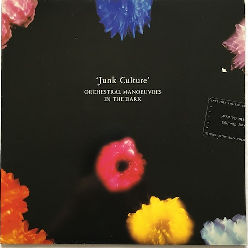 【LP + 7inch・英盤】Orchestral Manoeuvres In The Dark / Junk Culture