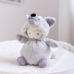 【アクセサリー】キュート 子羊 4色選べ 子供 誕生日プレゼント キュート ヌイグルミ51029808