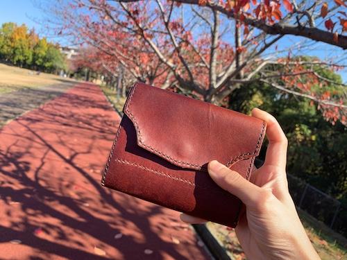 medium pastropmarron Wallet