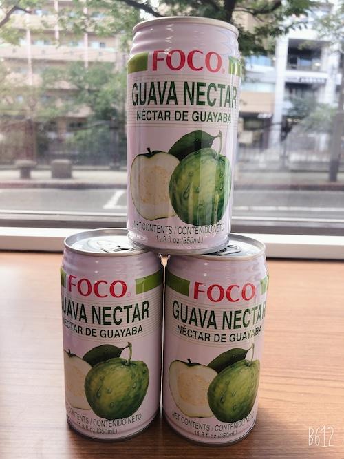 Nước Ổi Lon( Guava Nectar)-350ml