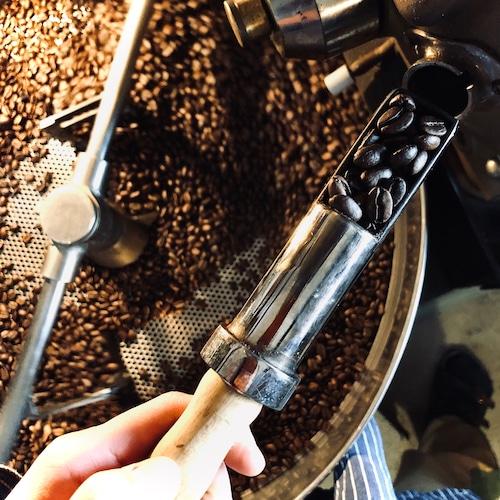 レターパック発送 コーヒー豆各種200g