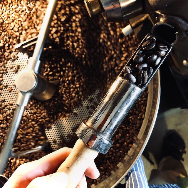 レターパック発送 カフェインレス豆 無農薬栽培 MOCHA 200g