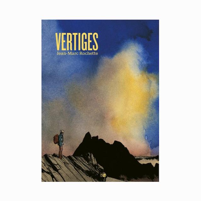 アートブック「Vertiges」バンドデシネ作家Jean-Marc Rochette