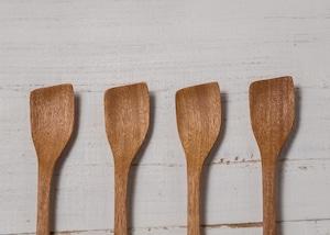 ボセ材 カップスプーン(オイルフィニッシュ・木の匙・木製カトラリー)/Canaria Wood Works
