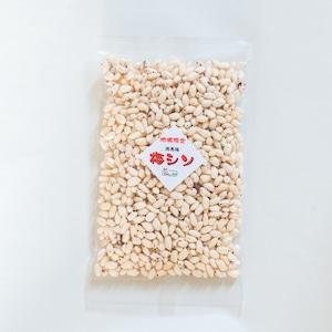 ポン菓子 梅シソ砂糖掛け 3袋セット(和歌山県産の南高梅)