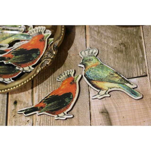 小鳥のマグネット/浜松雑貨屋 C0pernicus