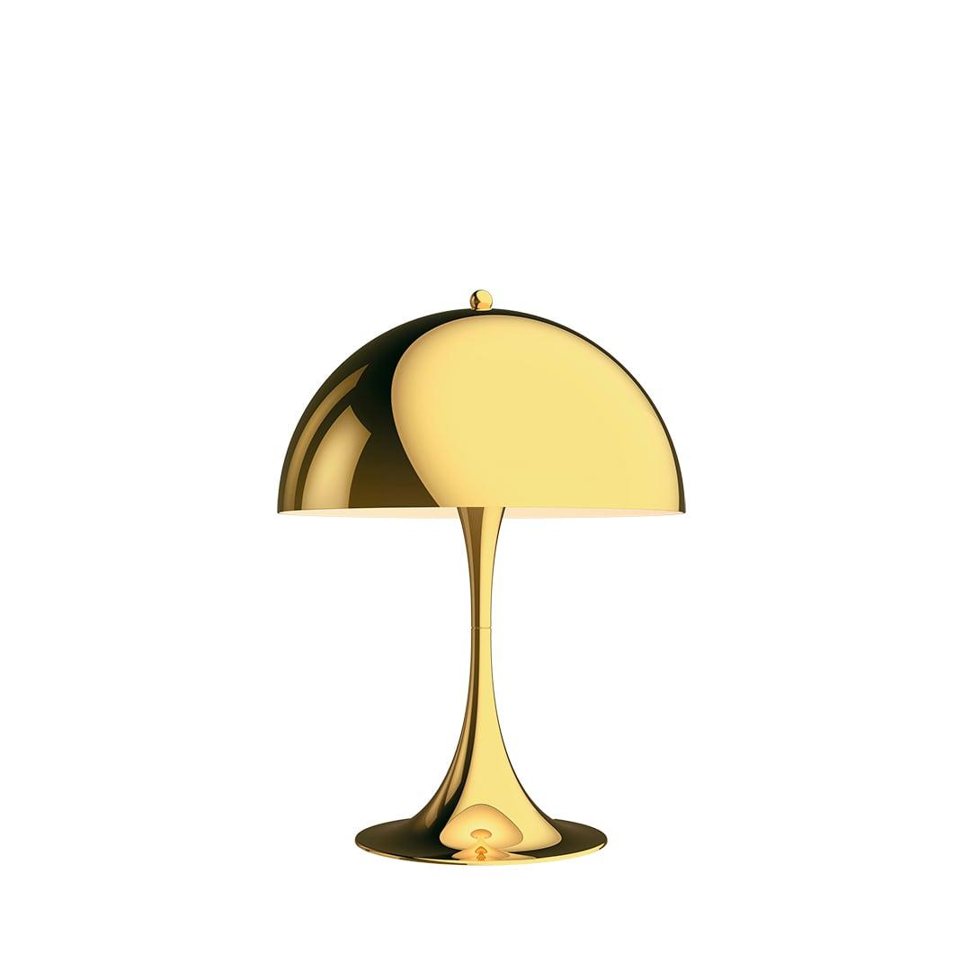 Panthella Table 320  真鍮メタライズド[ louis poulsen ]