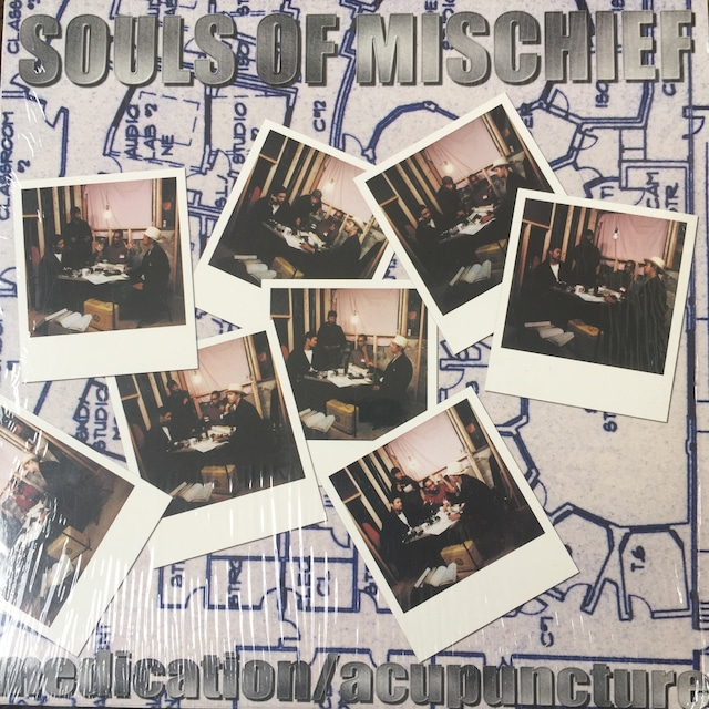 Souls Of Mischief – Medication / Acupuncture