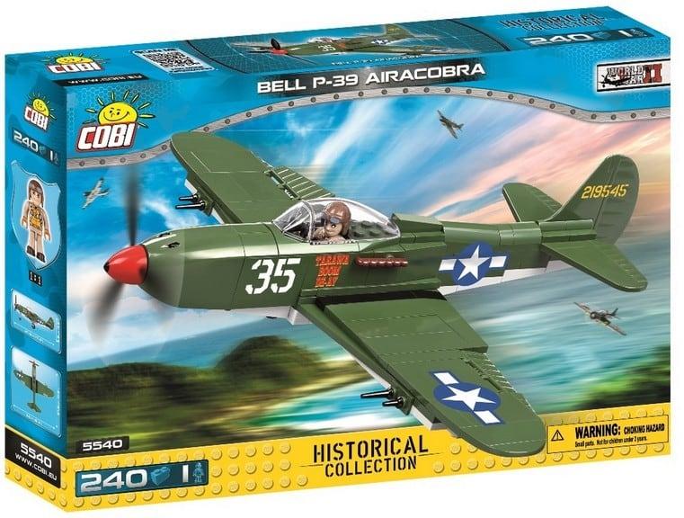 COBI #5540 P-39 エアラコブラ