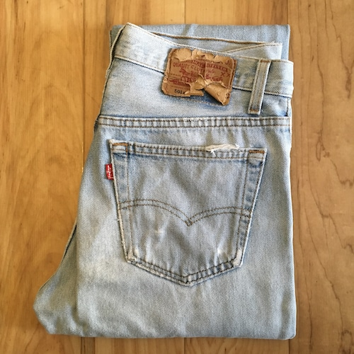 """Levi's 501  W31 inch """"MADE IN USA"""" <Used>"""