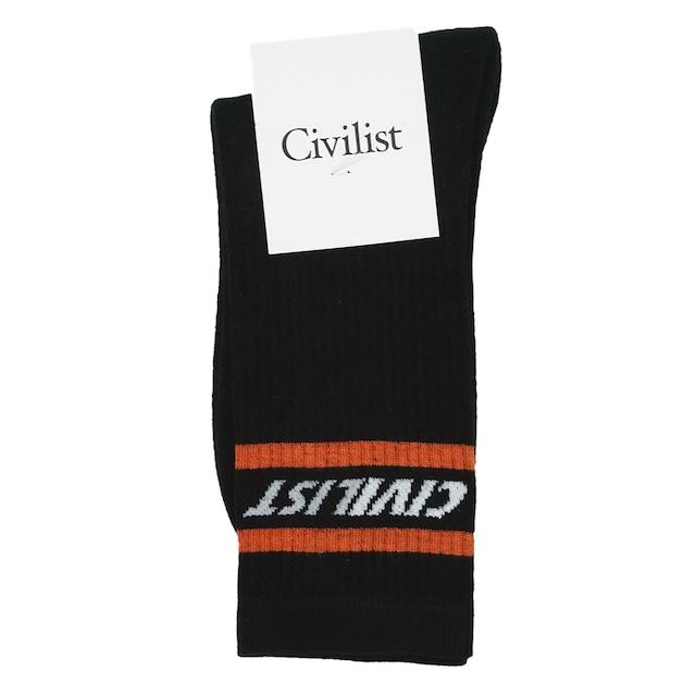 CIVILIST Fast Socks – Black
