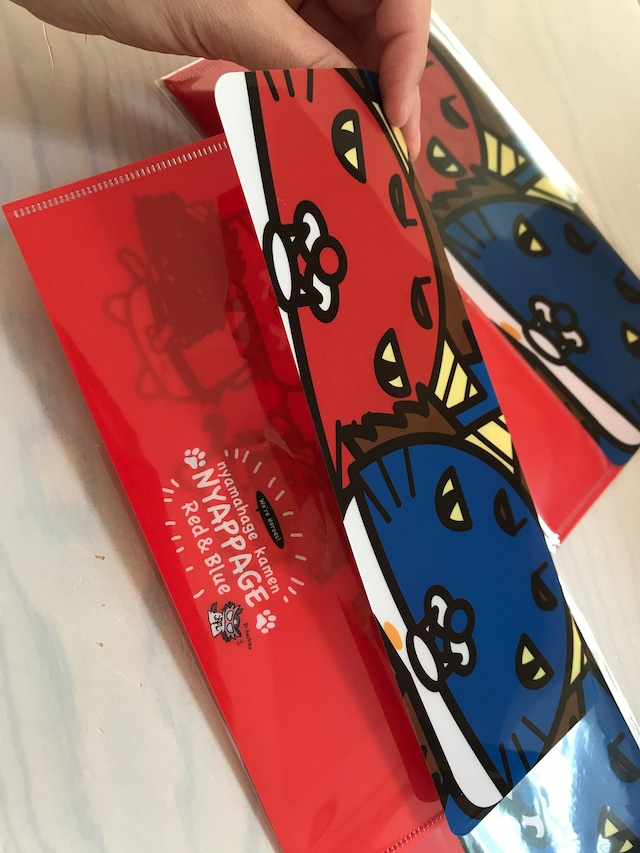【14周年セール】【抗菌加工】ニャジロウマスクケース【2枚セット】