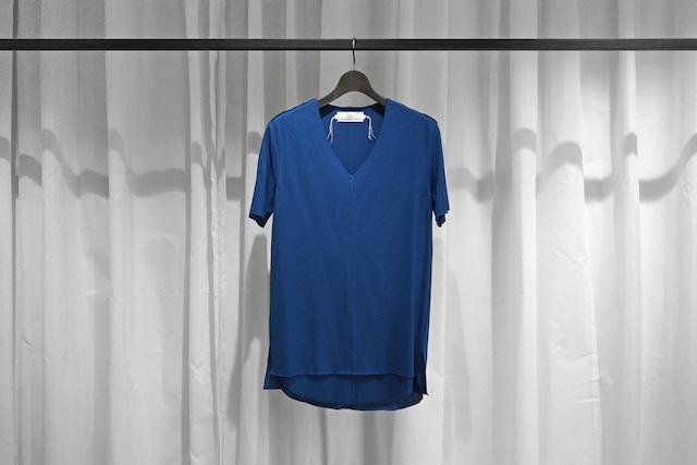 ASKYY / LAYERED CUTSEW 1st / BLUE