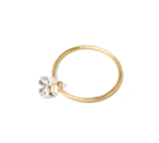 White Sapphire Ring(ホワイトサファイアリング)EMUー013Rー2