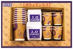 OUCHI de J_O CAFE (L) J_O CAFEオリジナルカフェインレスコーヒー【豆のまま】