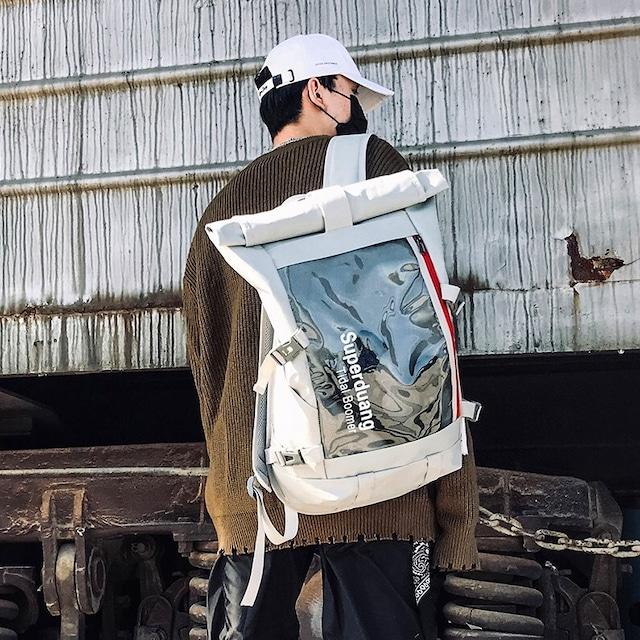 【小物】個性的折りたたみシンプルファッション運動ストリート系リュック46171478