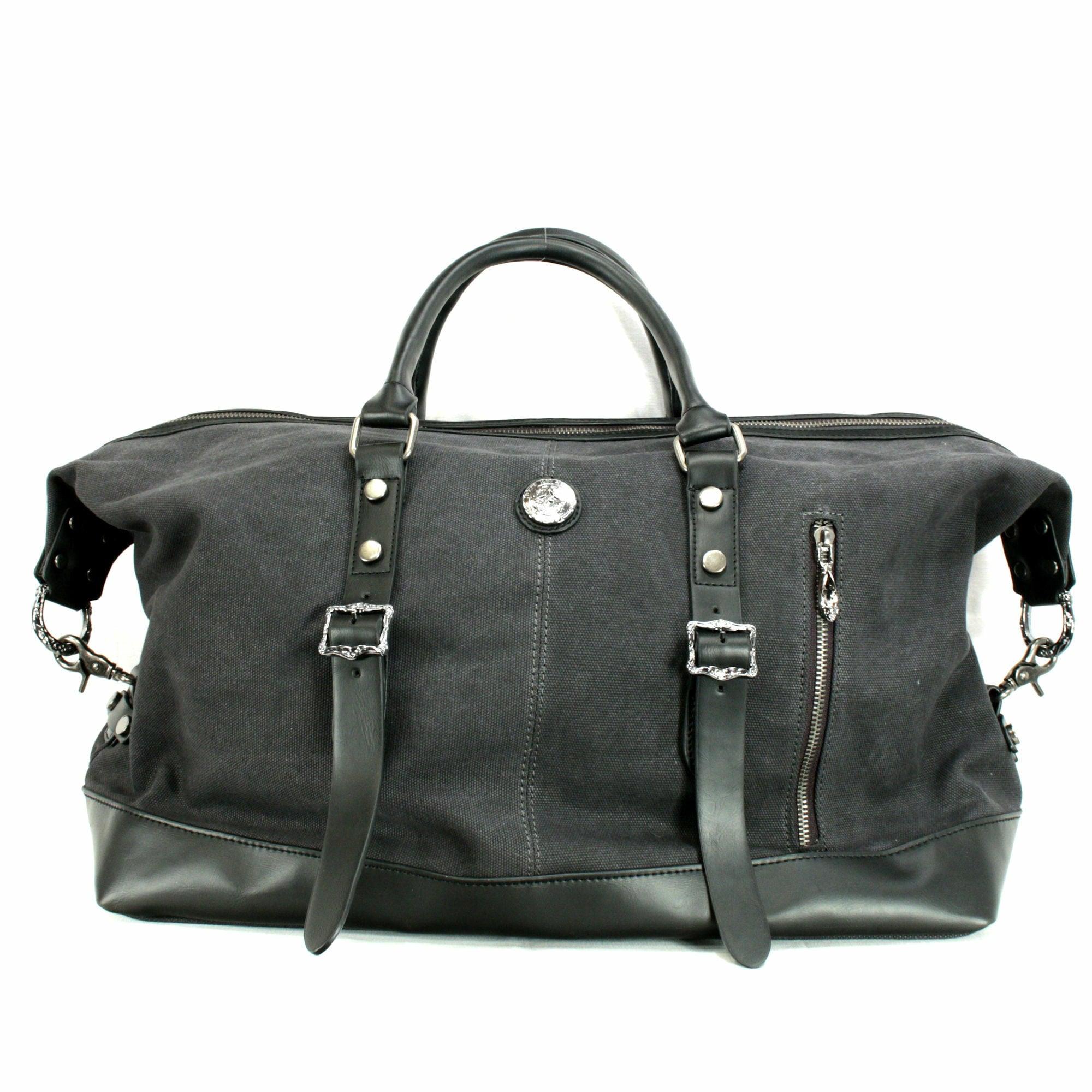 キャンバスボストンバッグ ACBG0016 Canvas Boston bag 【「貴族誕生 -PRINCE OF LEGEND-」衣装協力商品】