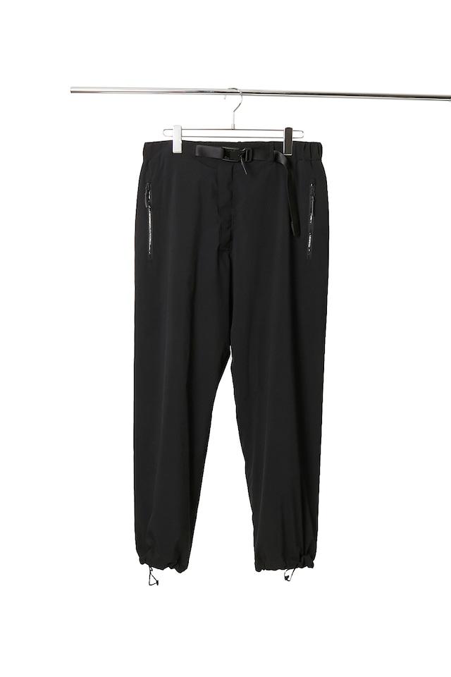 "【product almostblack】""Taffeta Easy Pants"""