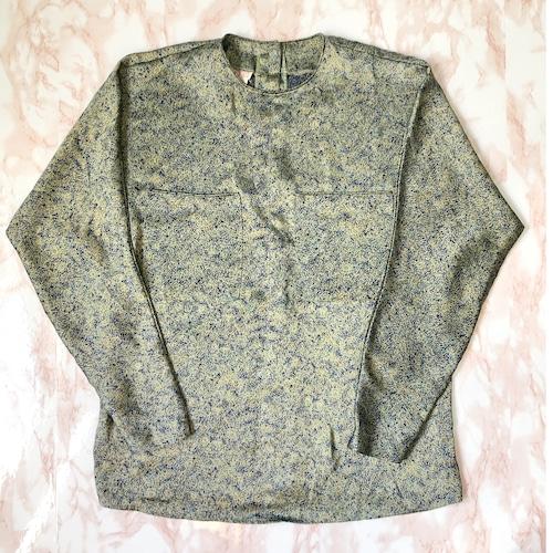 vintage China blouse