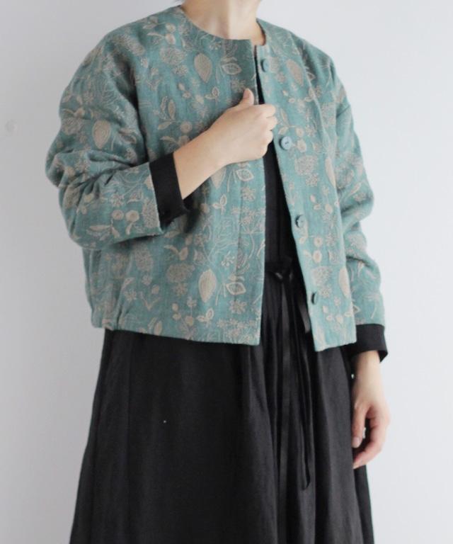 筆記帳刺繍ジャケット(mua405)