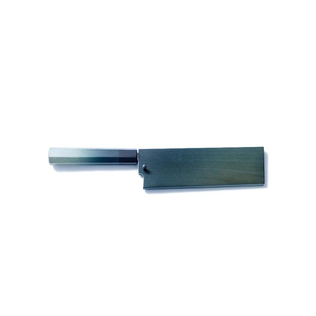 【藍包丁】新薄刃・専用ケース付き