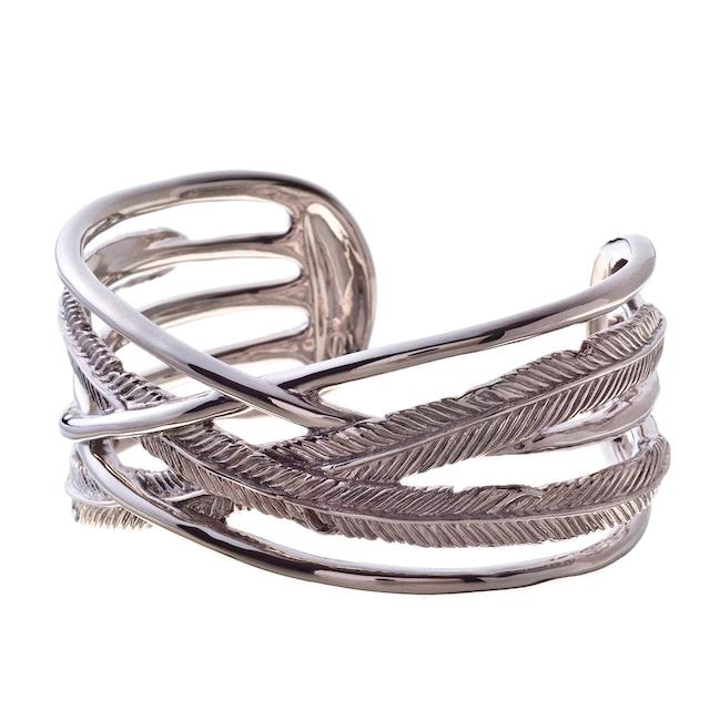 フェザーラップバングル ACB0109 Feather wrap bangle