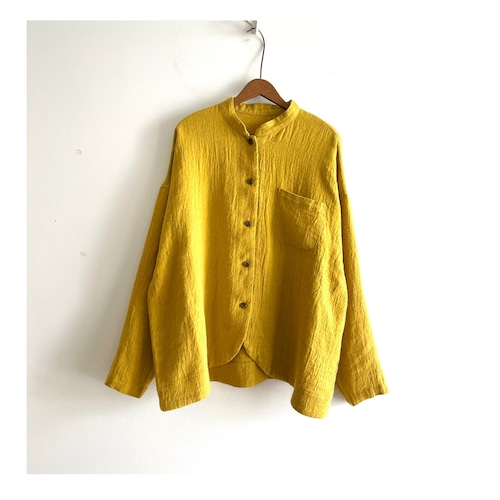 C-52727 Linen Wool Jacket