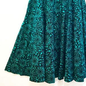 【USED】50's Vintage サーキュラー スカート