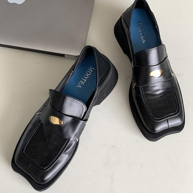 British square shoes(ブリティッシュスクエアシューズ)b-504