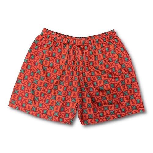 【YBC】TAPA Training Shorts Orange