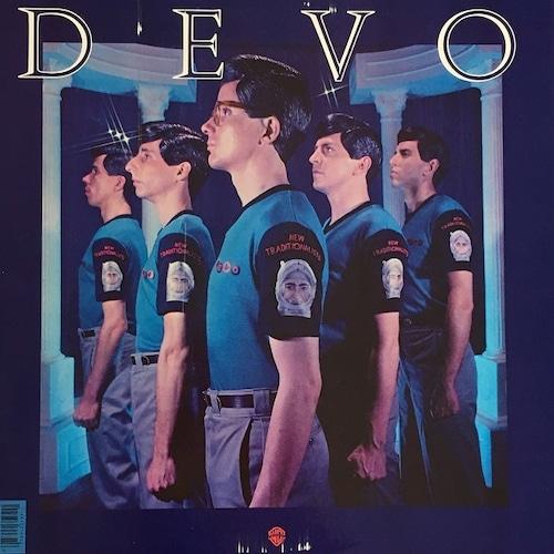【LP + 7inch・米盤】Devo  / New Traditionalists