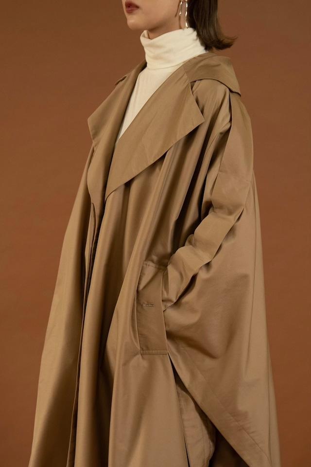 trench big cape coat