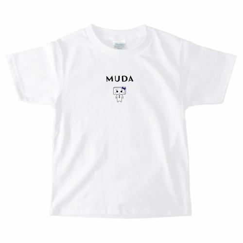 とうふめんたるずTシャツ(もめんちゃん・キッズ)