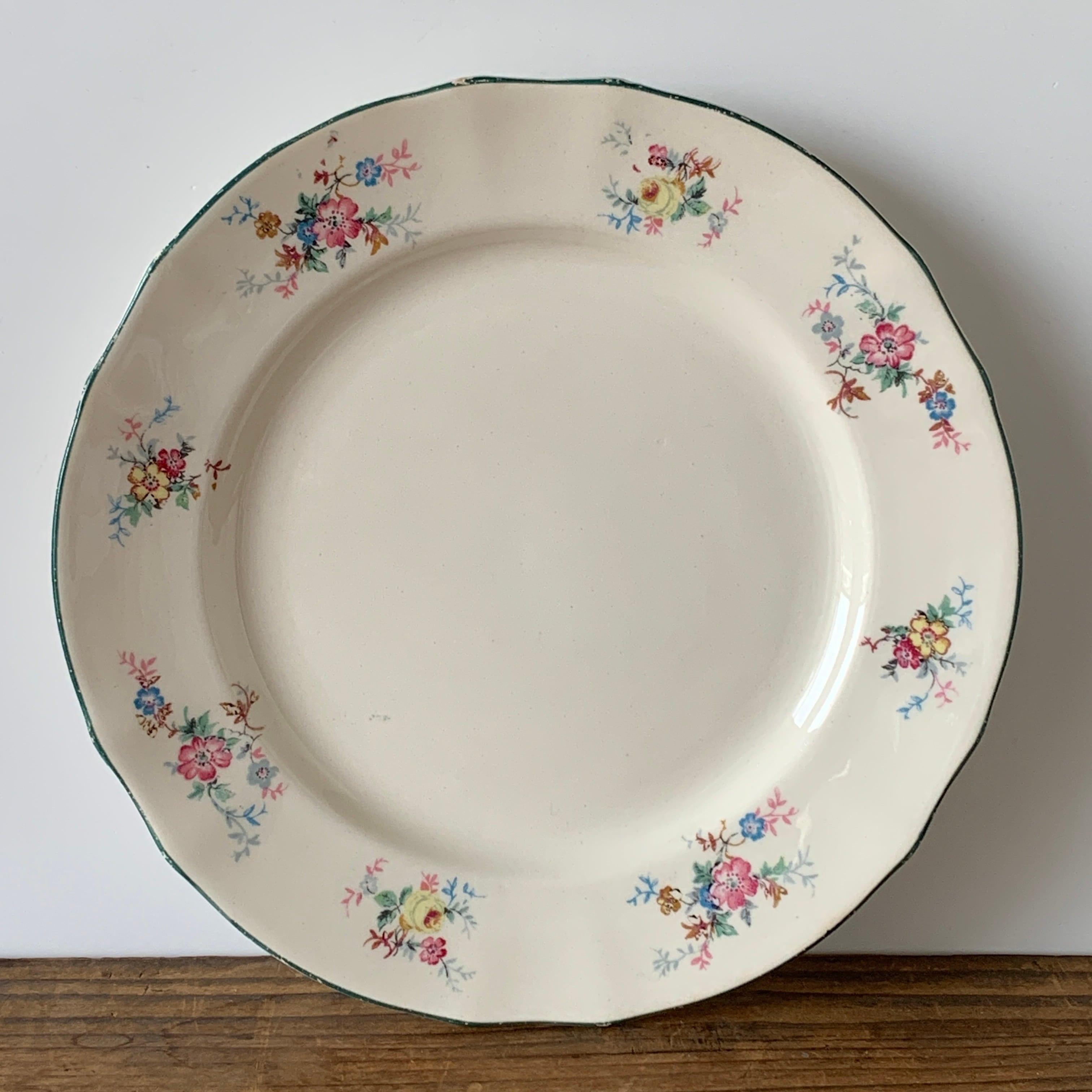 ARABIA / Flower Plate
