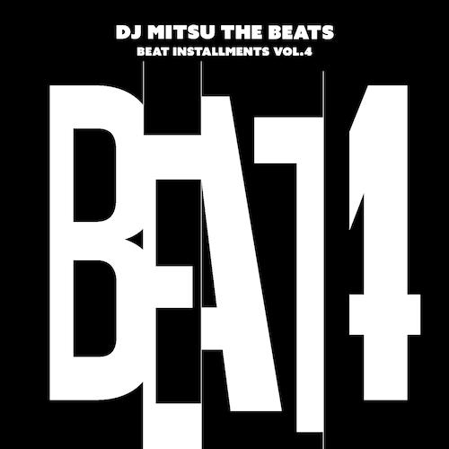 【LP】DJ Mitsu the Beats - Beat Installments Vol. 4