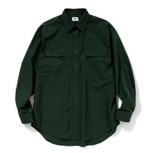 "Just Right ""UL Snap Shirt"" Green"
