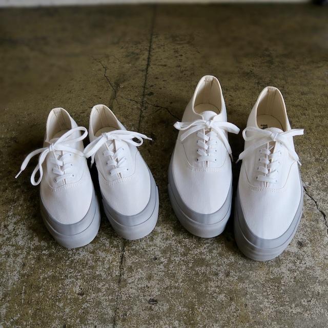ASAHI DECK  White / Gray