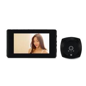 人感センサー付きドアスコープカメラ BSC-006R