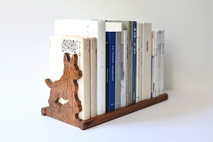 vintage wooden book stand  /  ヴィンテージ 木製 ブックスタンド