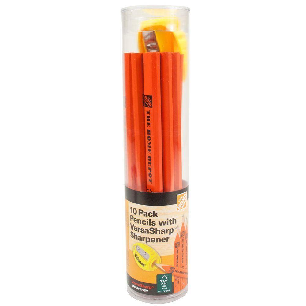 HOME DEPOT ホームデポ カーペンターペンシル 鉛筆削りセット