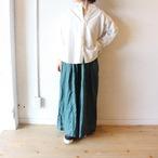MANON(マノン )/ Cotton Satin Dolman Shirt(コットンサテン ドルマンシャツ)