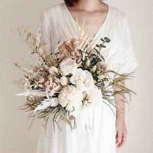 【再販】Natural white  Bouquet&Boutonniere