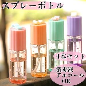 姫系雑貨 可愛いミニスプレーボトル アルコールOK 消毒液OK 1本づづ販売しております 通販商