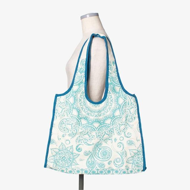 キャンバスバッグ マンダラ2 Canvas Bag Mandala2