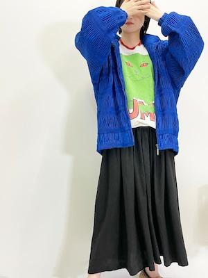 Vintage  3D Satin Jacket