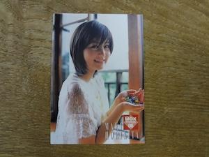 堀北真希 BOX特典カード No.BOX06 2007 BOMB