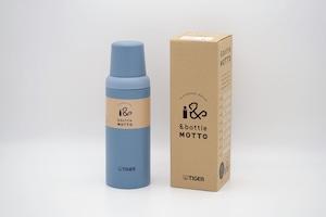 &bottle MOTTO(アンドボトル モット)/スモーキーブルー