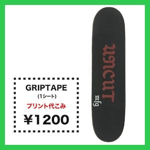 Jessup GRIPTAPE(1シート) デッキテープ