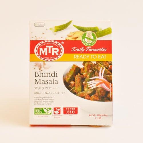 MTR READY TO EAT CURRY Bhindi Masala