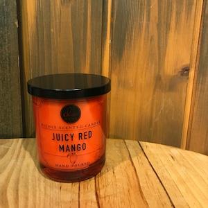 【DW Home Candles】JUICY RED MANGO【アロマキャンドル】